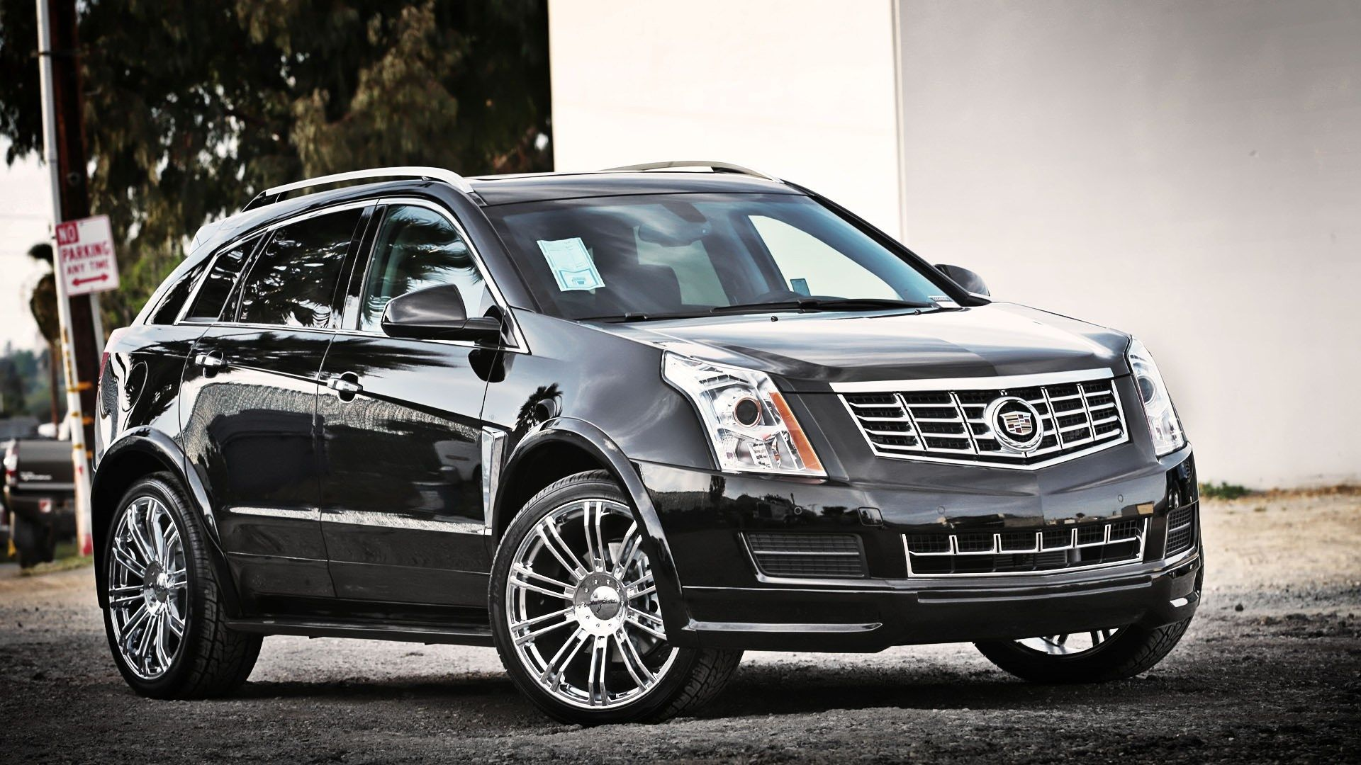 2018 cadillac srx will be suv car that have comfort design of the interior this car is predicted will have some competitor in the crossover suv car class