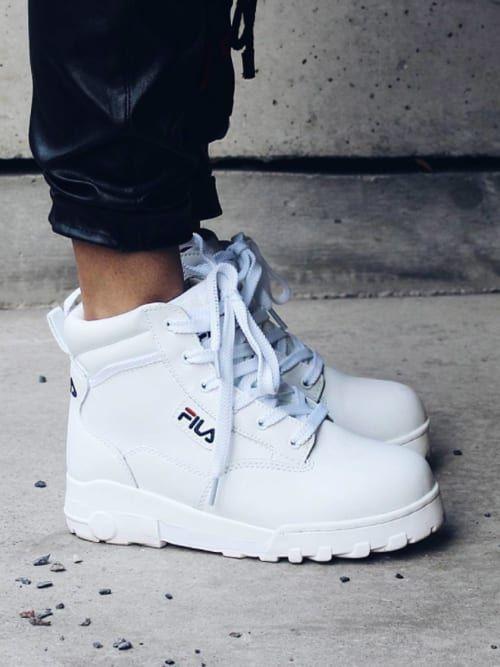 5 Gründe warum wir jetzt die Fila Grunge Schuhe brauchen! | I like ...
