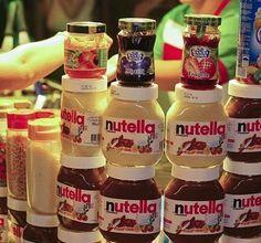//El Nutella es riquísimo y lo podés hacer en tu casa! - Taringa!