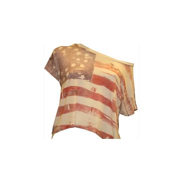 Omnia- American flag shirt - as is - | Denvin Leer en Meer Sittard Weert | Tassen en lederwaren Sittard Geleen Elsloo Oirsbeek Susteren Born Stein Beek Weert Budel Maarheeze Nederweert Ospel Stramproy