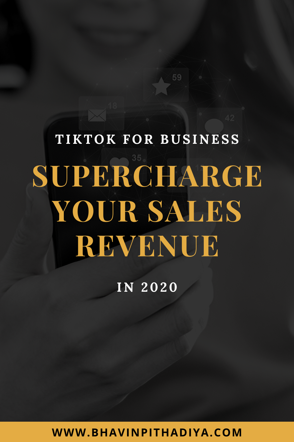 Tiktok For Business Business Small Business Marketing Business Person
