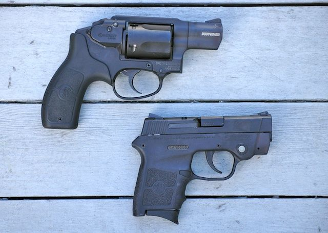 Gun Review Smith Amp Wesson Bodyguard 38 And Bodyguard 380
