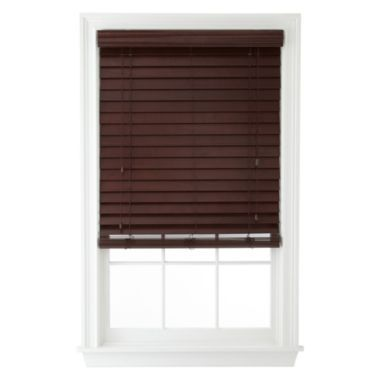 Jcpenney Home 2 189 Quot Wood Blind Wood Blinds House Blinds Fabric Blinds