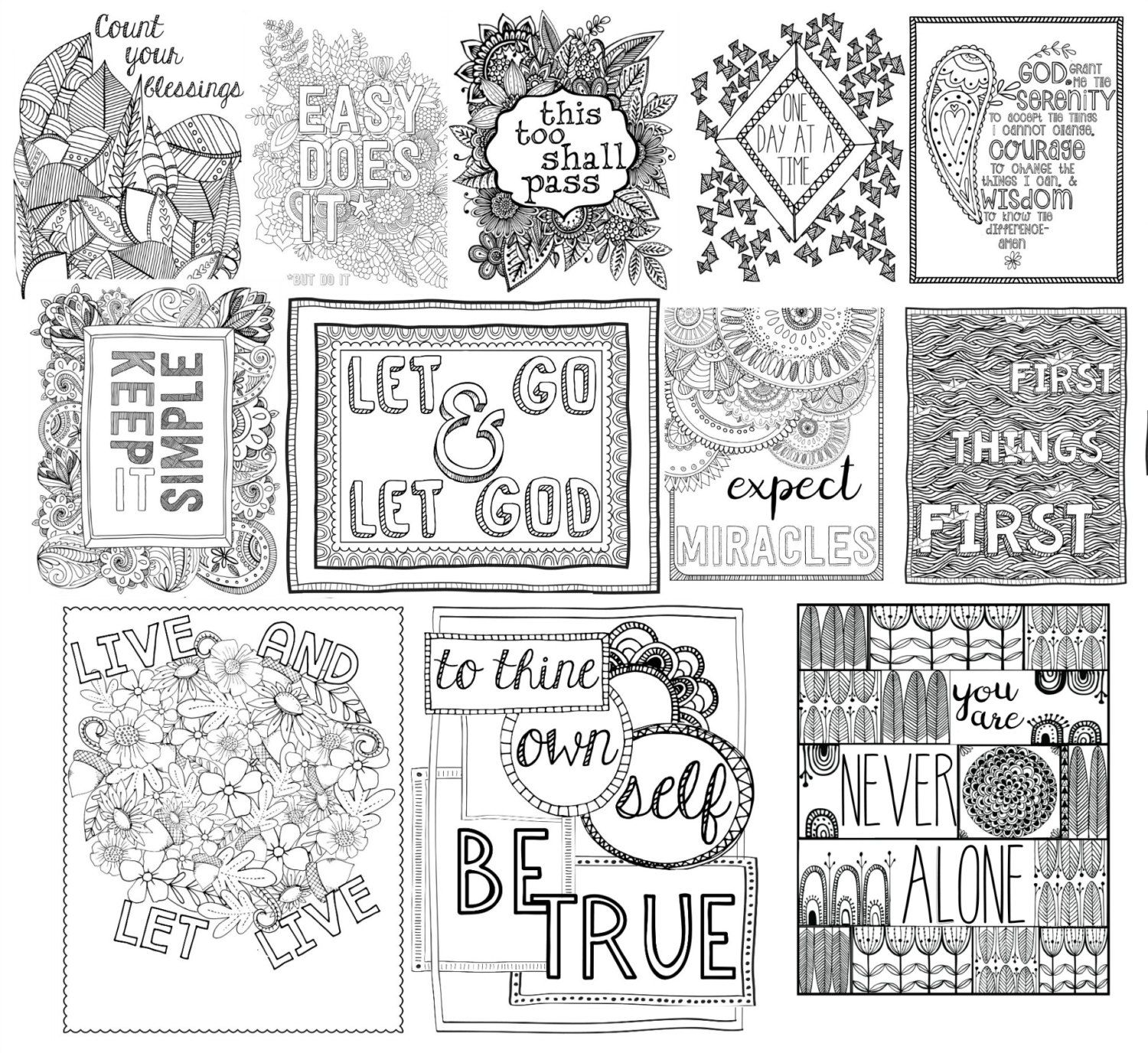 Pretty Little Liars Coloring Pages