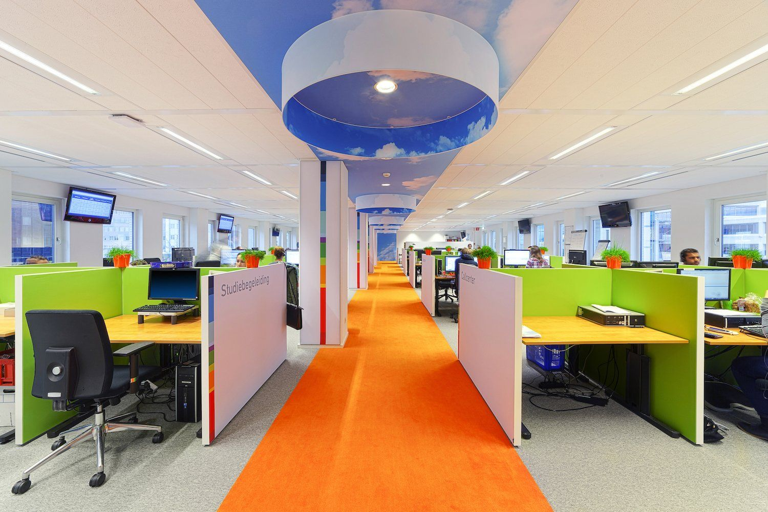 liong lie architects nti callcenter office color schemes on modern office paint schemes id=88978