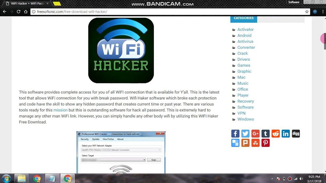 wifi hacker pc windows
