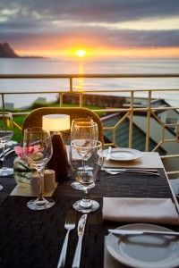 Menu Changes At St Regis Princeville Hawaii Food Drink