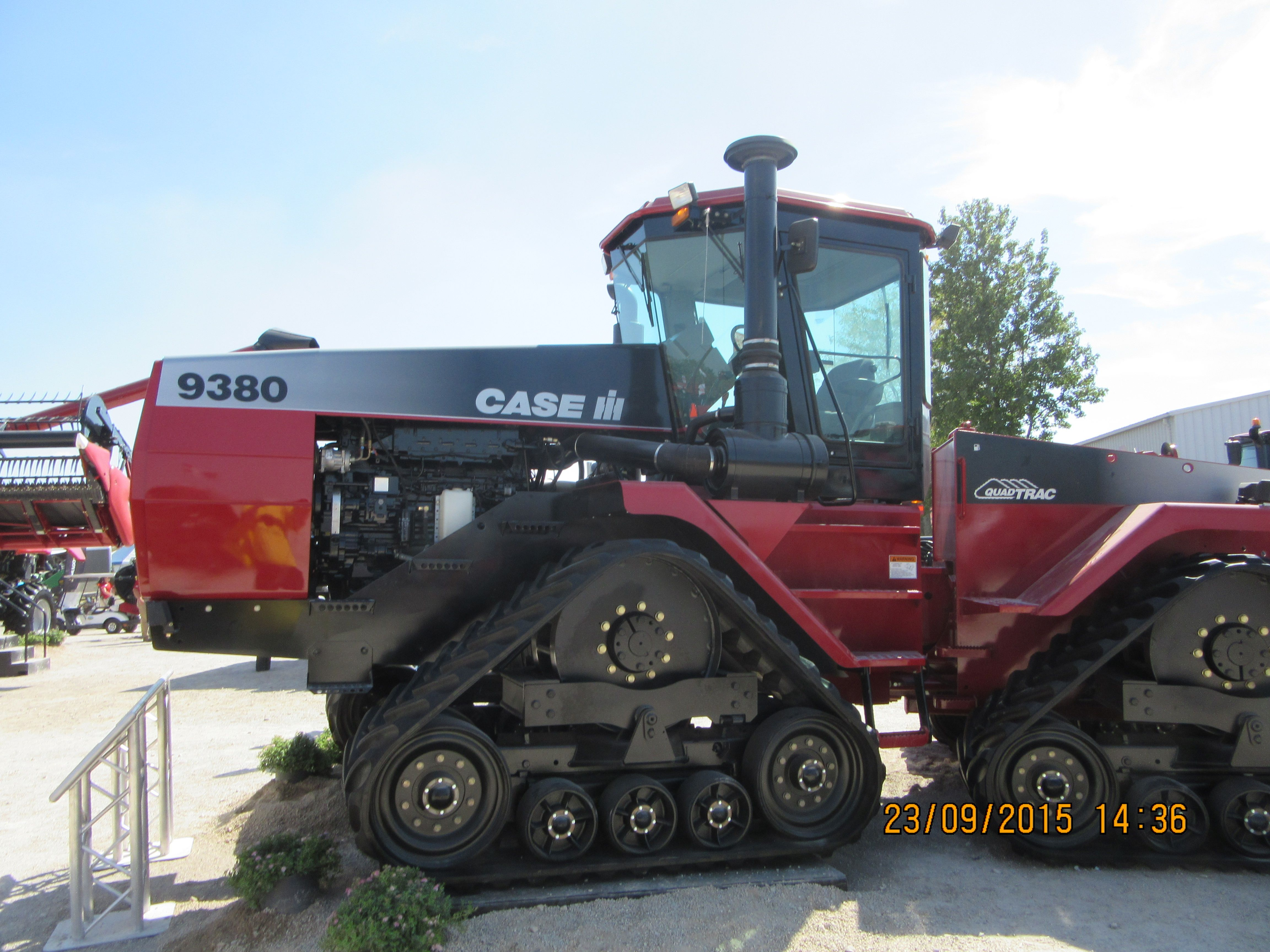 medium resolution of caseih steiger 9380 quadtrac case ih tractors big tractors international harvester down on