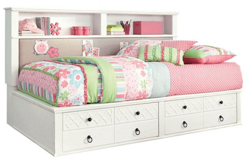 Twin/Full Bookcase Headboard! Sometimes, the special decoration