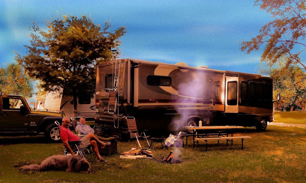 Michigans best rv parks and campgrounds michigan travel