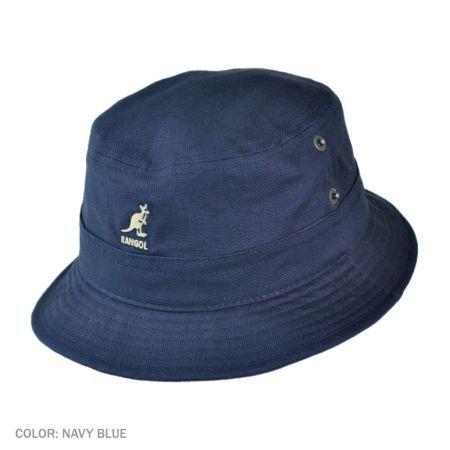 Kangol Canvas Lahinch Bucket Hat Hats For Men Kangol Hats Kangol