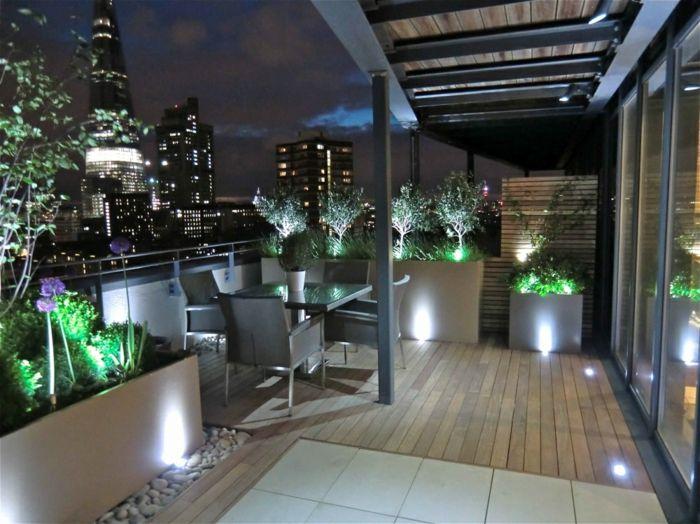 Sch ne terrassengestaltung den au enbereich zur geltung for Dekosteine rund