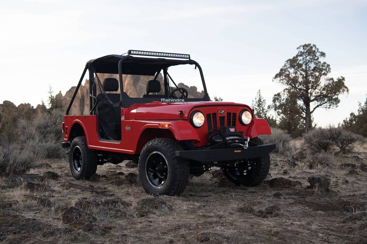 Mahindra Roxor Off Road Utility Vehicle Officially Unveiled Mini Jeep Offroad Vehicles Vehicles