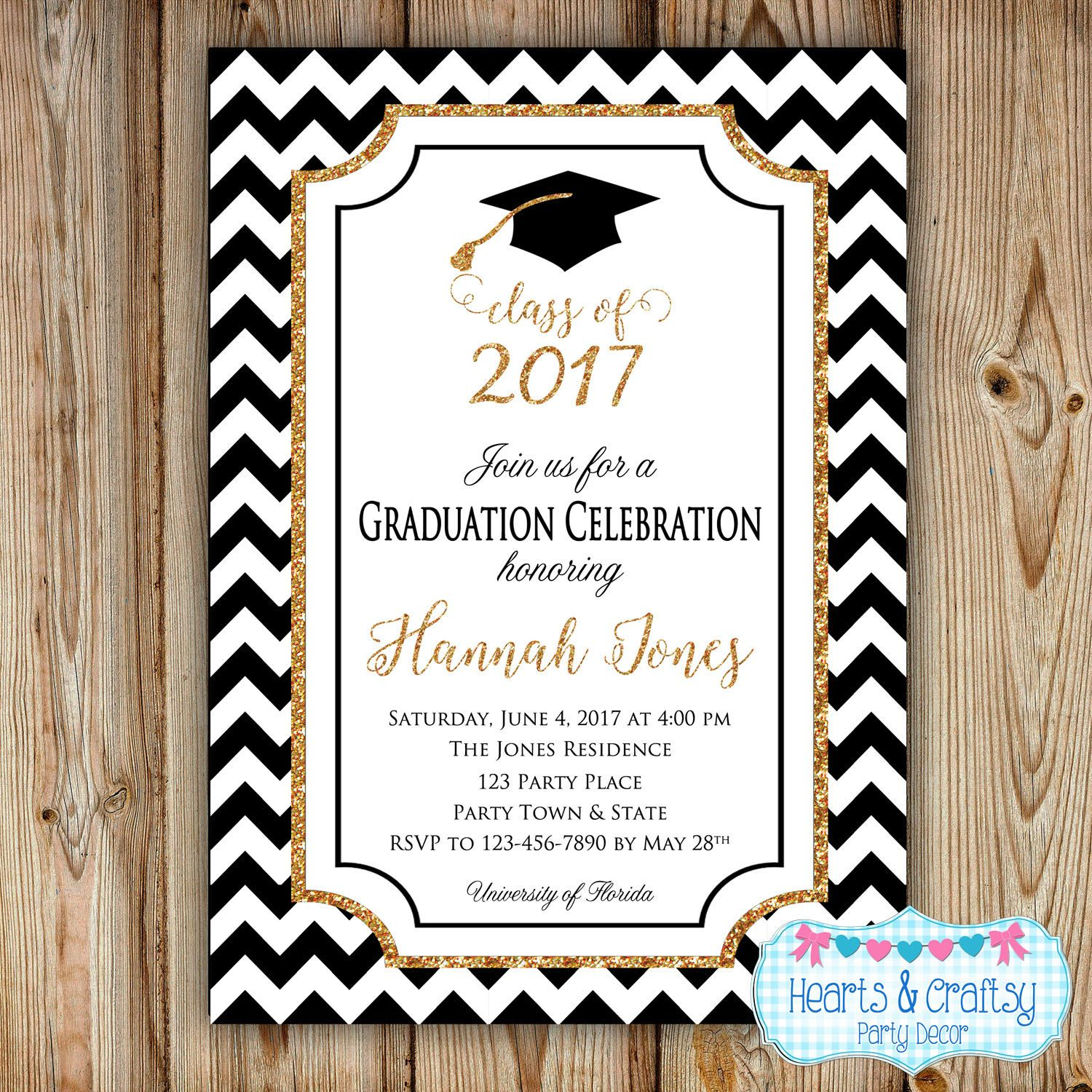 designs black graduation name cards well full size avery also create ...