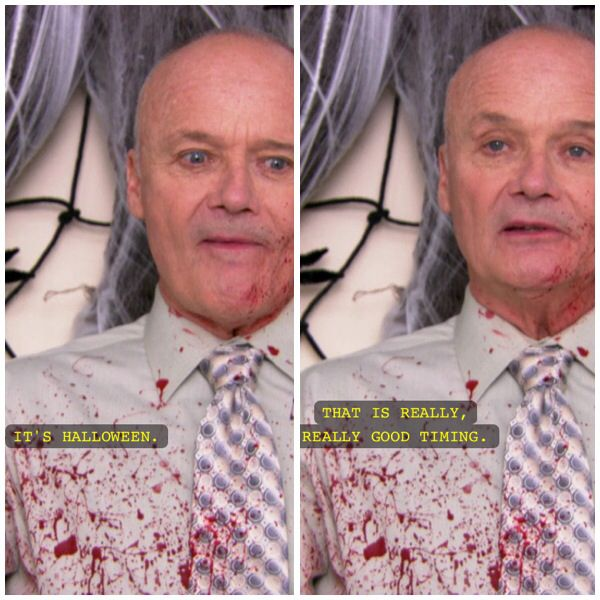 Cred The Office Funny Humor Creepy Funny The Office Creed The Office Office Quotes