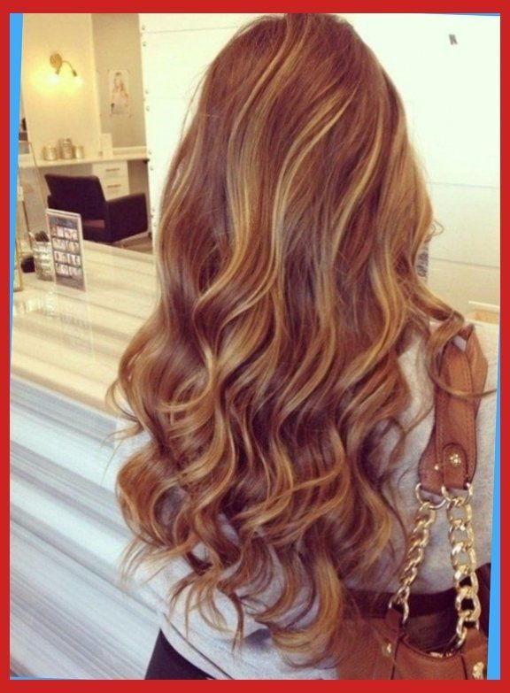 Dark Auburn Hair Color With Blonde Highlights Hair Colour Your