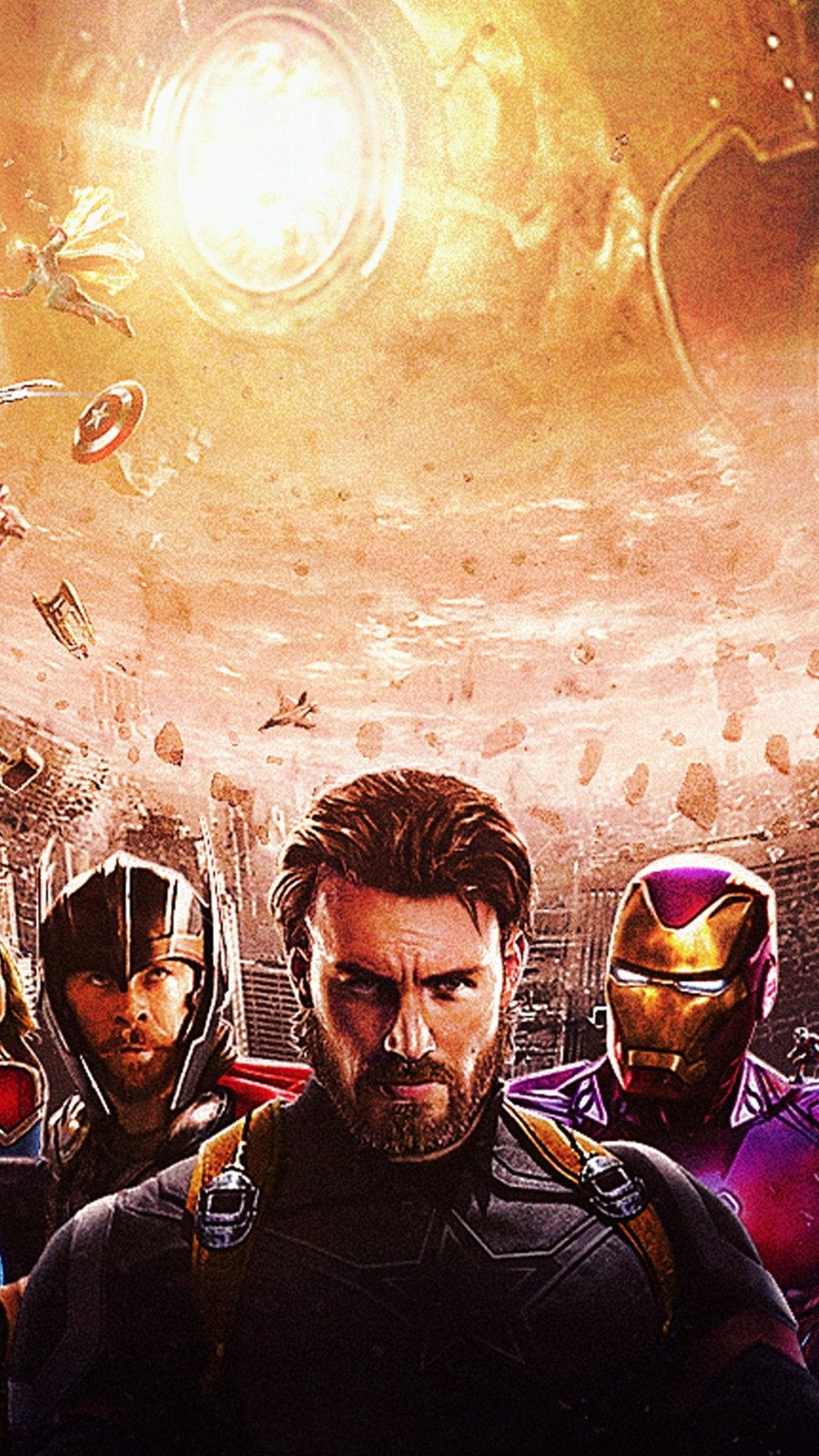 Avengers 3 Wallpaper For Iphone Witch Wallpaper Superhero