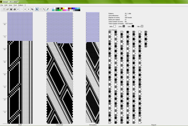 Eridhan Creations - Beading Tutorials: Crochet Rope Patterns ...
