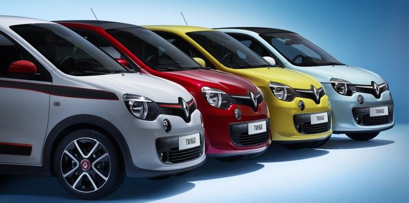 Maybe The Twingo Ate Your Babee All New Renault Twingo Packs
