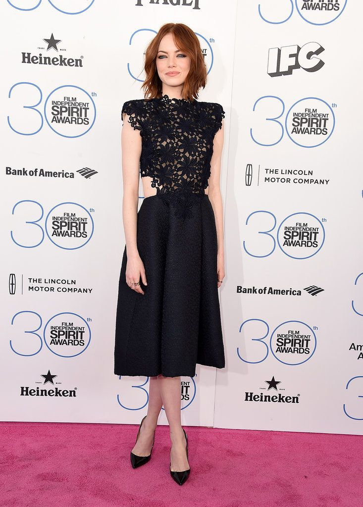 A Countdown of Emma Stone's 6 Flawless Award Season Looks: Emma Stone has officially become a red carpet queen.