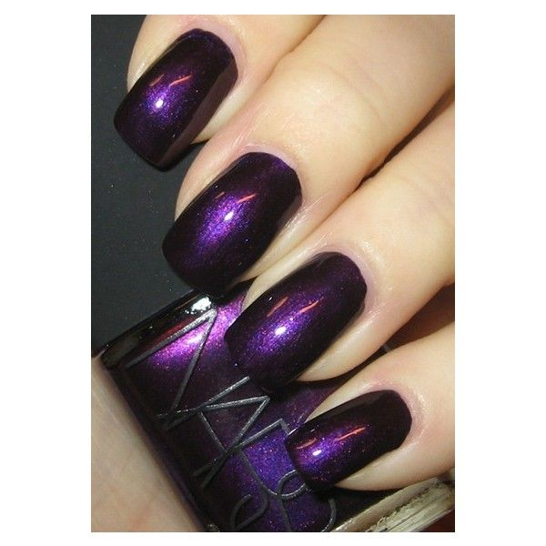 Very Me Metallic Nail Polish Shades: Metallic Purple Nail Polish