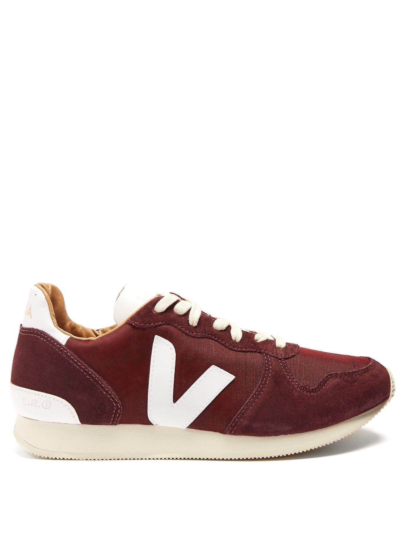 Holiday Bastille low-top trainers Veja