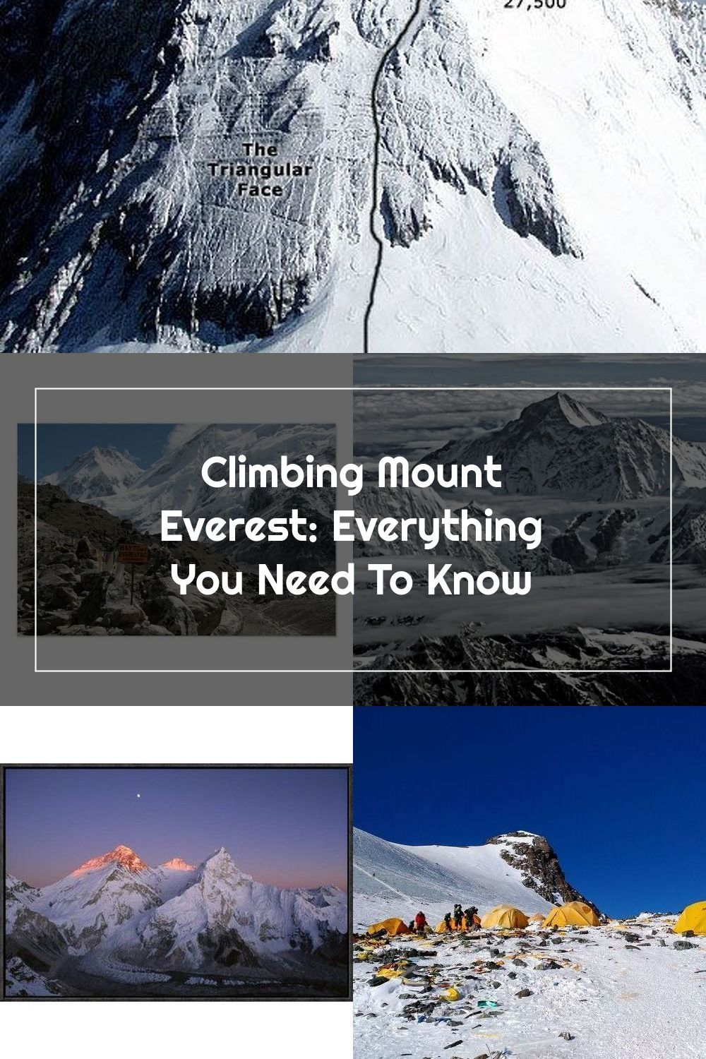 How Much Money Needed To Climb Everest