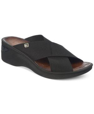 f4bce85a90f23c Bzees Desire Sandals - Black 9.5W