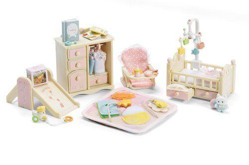 Calico Critters Baby S Nursery Set Calico Critters Http Www Amazon Com Dp B0007orybc Ref Cm Sw R Pi Dp Daryvb Baby Nursery Sets Nursery Set Baby Doll Nursery
