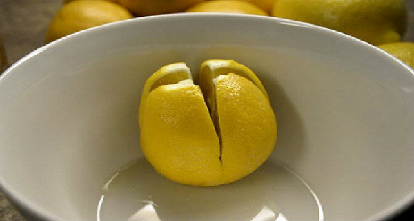 Cut Lemons And Keep Them In Your Bedroom… This Will Save Your Life! - THE INDIGENOUS AMERICAN
