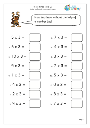 Multiplication Worksheets multiplication worksheets yr 3 : Worksheets, Search and Year 2 on Pinterest