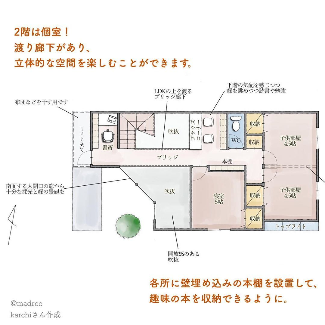 Madori おしゃれまとめの人気アイデア Pinterest Chiaki 2020 画像あり 間取り 家事動線 マドリー