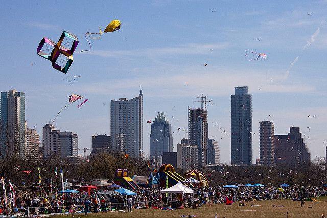 Zilker Park Kite Festival Austin Tx Been Done Seen Austin Events Zilker Park Austin With Kids