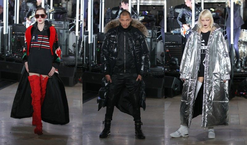 Philipp Plein Fall/Winter 2017 - Daily Front Row https://fashionweekdaily.com/philipp-plein-fallwinter-2017/