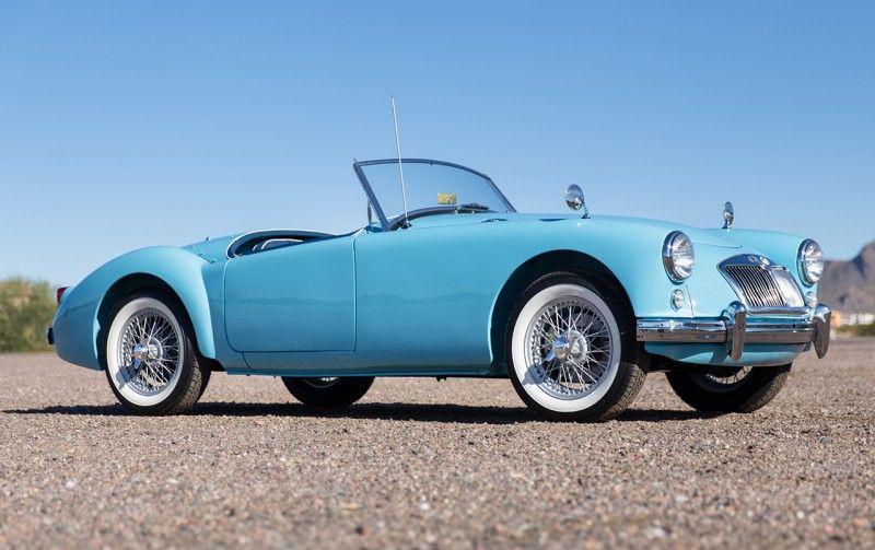 1956 MGA 1500 Roadster Gooding & Company Roadsters