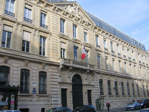 Paris 1er - Rue Croix-des-petits-champs