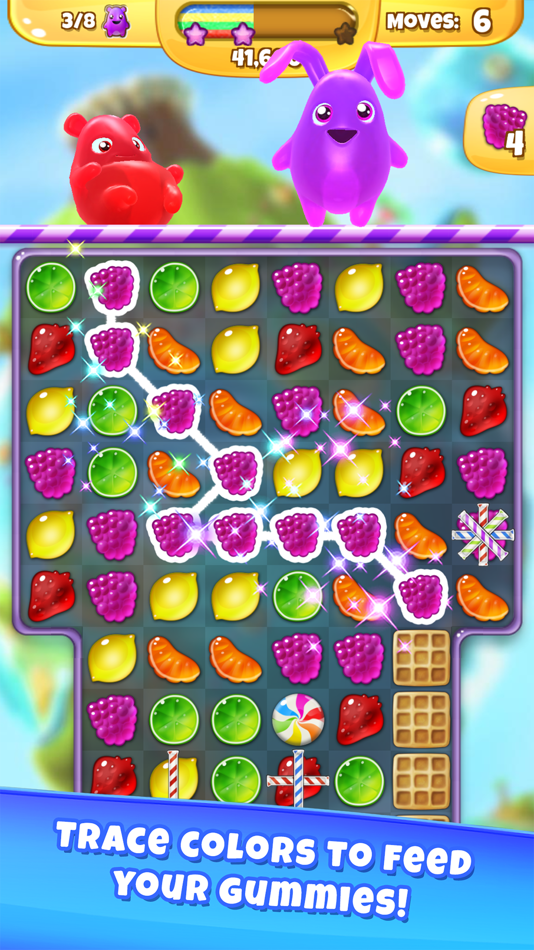 Yummy Gummy Appstore for Android Gummies