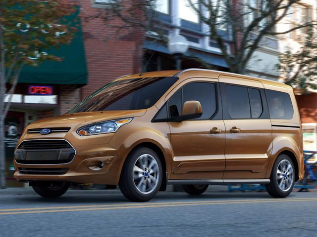 Ford Gets Back Into Minivans With Transit Connect Wagon With