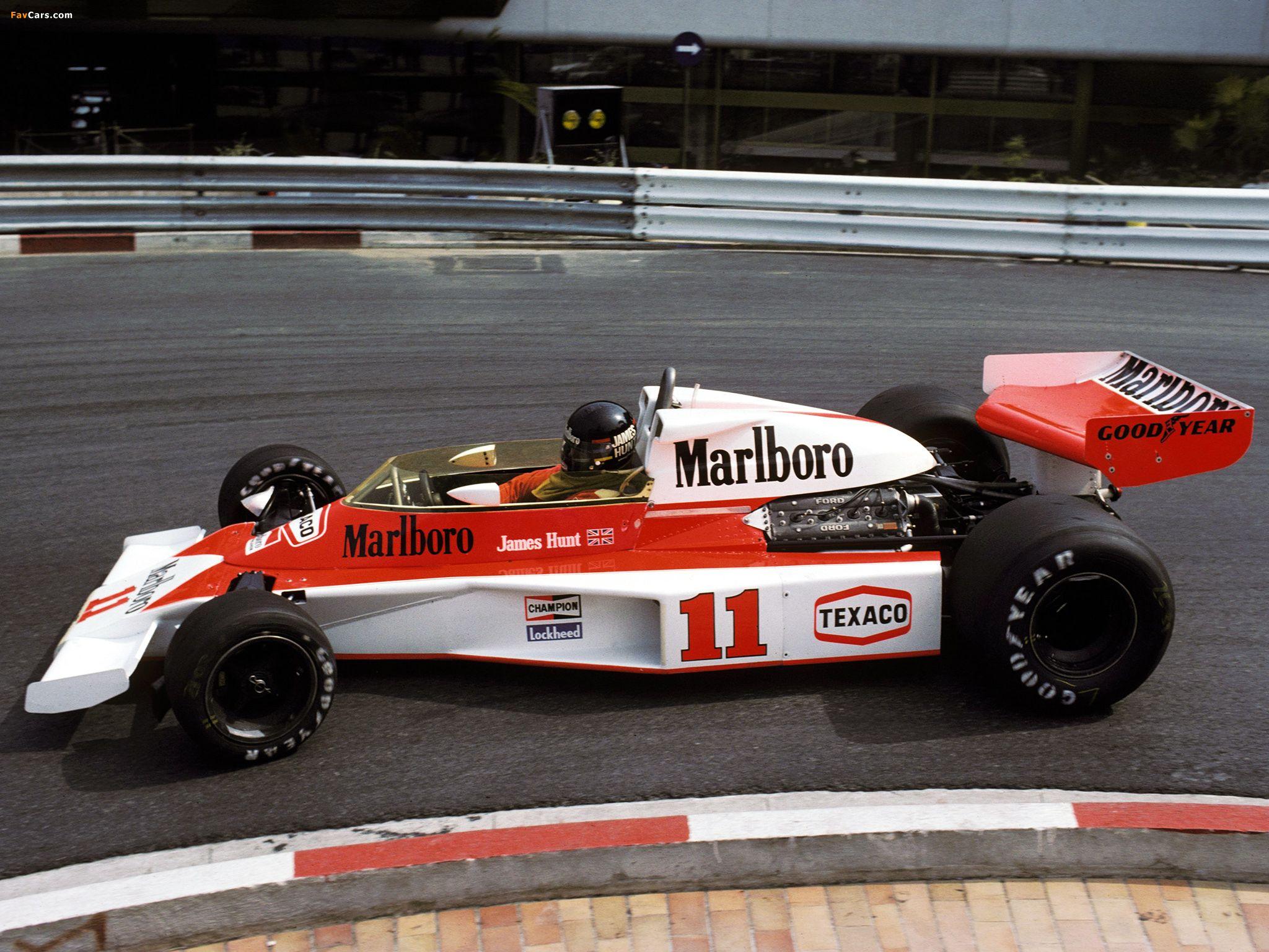 Resultado de imagen de McLaren M23D