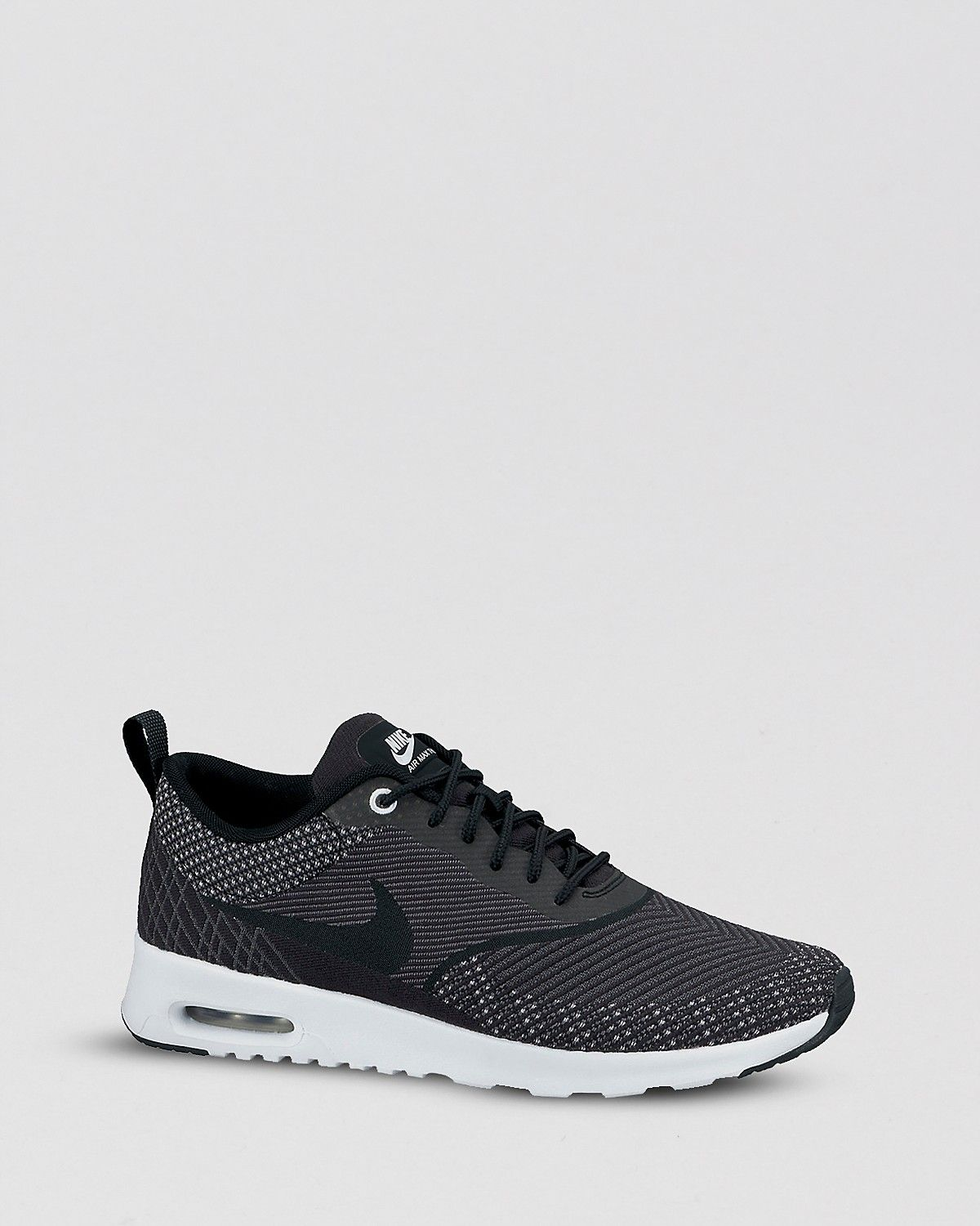 classic fit f7a19 75a0e Nike Lace Up Sneakers - Women s Air Max Thea Jacquard   Bloomingdale s