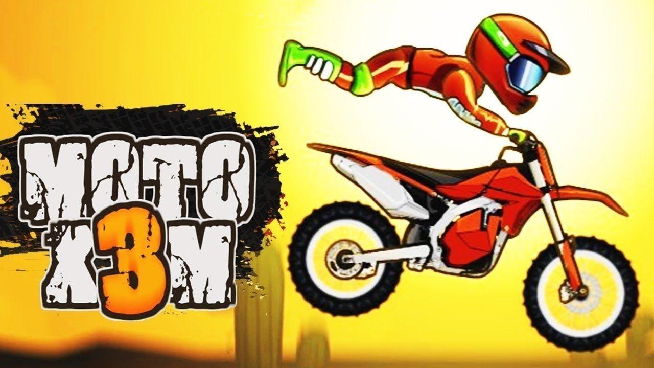 Moto X3m Bike Racing Ios Android Gameplay