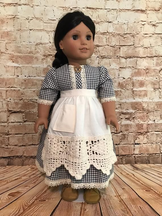 18 doll clothing/American Girl 18 doll/18inch doll clothes/18 doll dresses/fits 18 doll American Girl/historical doll dresses 18inch/AG #historicaldollclothes