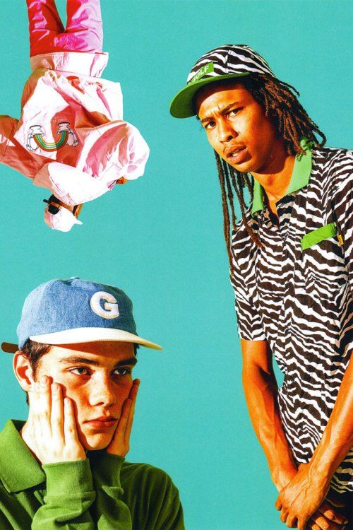 7b32c52e3f64 Golf Wang Releases a Highly Saturated 2016 Fall Winter Collection ...