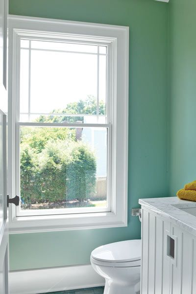 23 Savvy And Inspiring Small Bath Designs  Half Baths Window And Fascinating Small Bathroom With Window Inspiration
