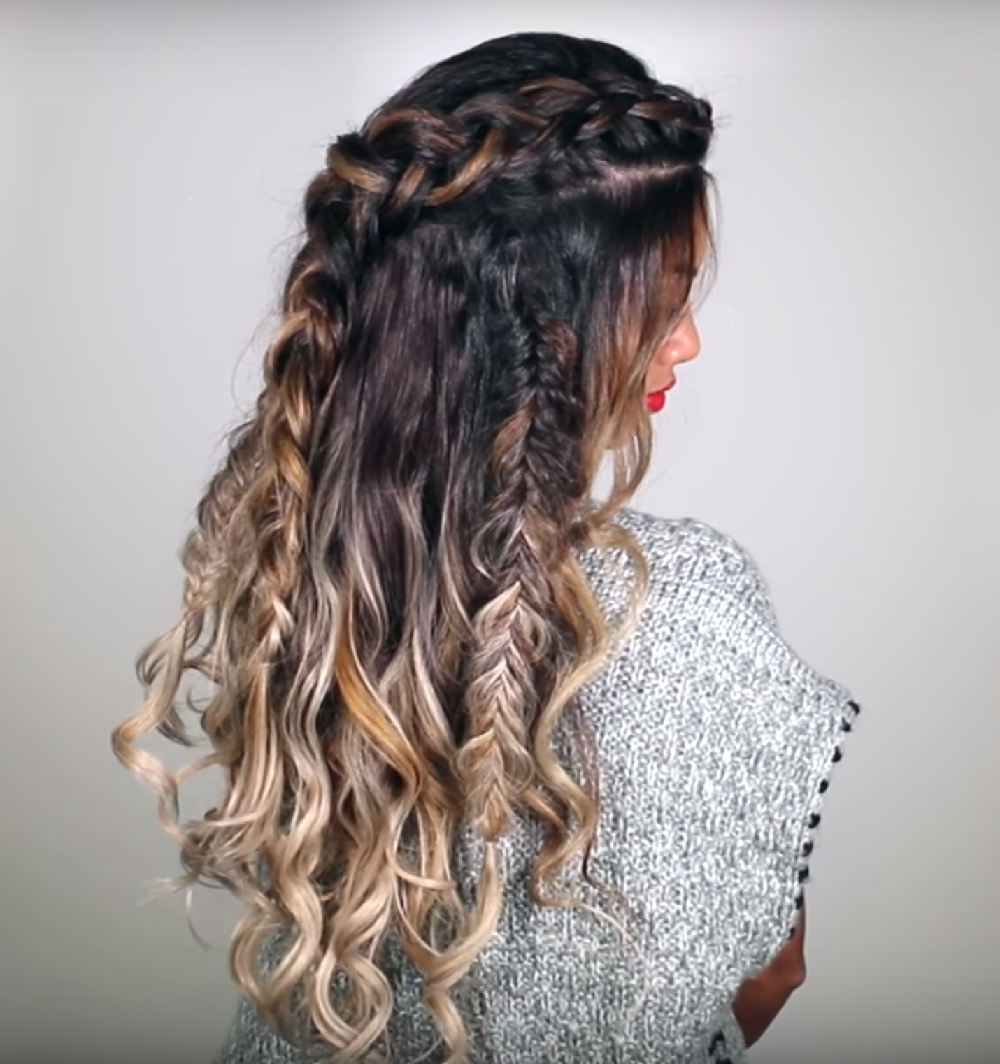 bohemian style 101: 3 easy boho hairstyles | beauty/hair