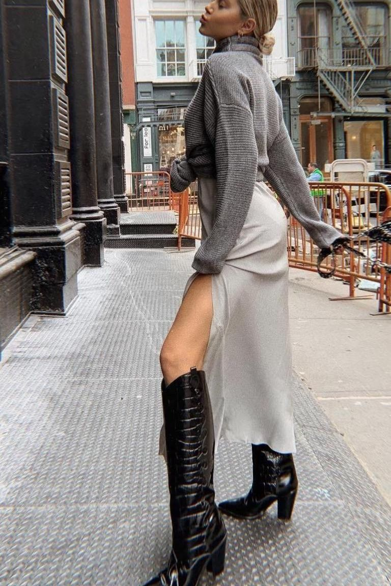 Fresh Cowboy Boots Outfits Ideas | Cowboy boot outfits
