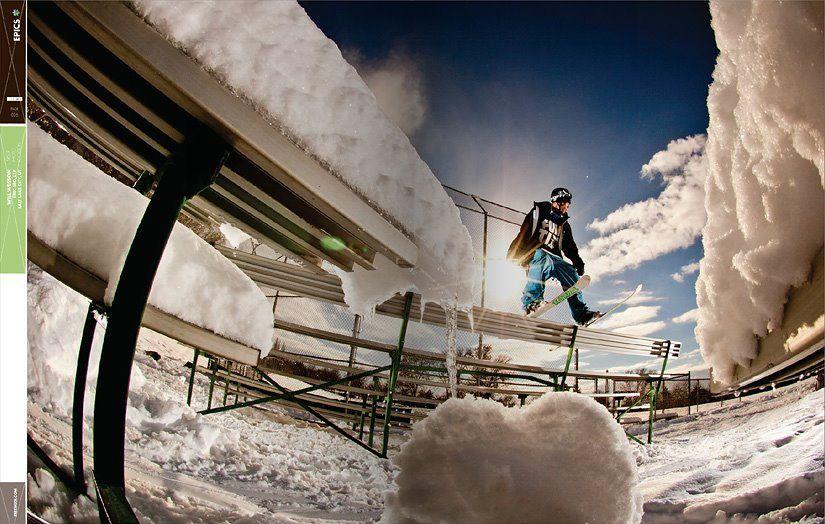 © Erik Seo Skiing, Extreme sports, Salt lake city ut