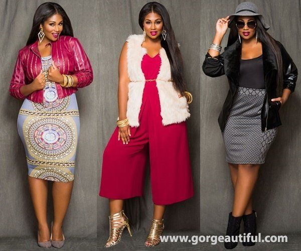 Plus Size Jackets and Coats from Various Stores 2015