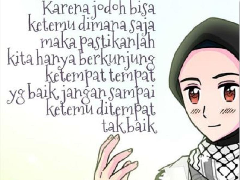 Kata Kata Bijak Islam Tentang Jodoh Terbaik Gambarbagus Com Fictional Characters Wallpaper Disney Characters