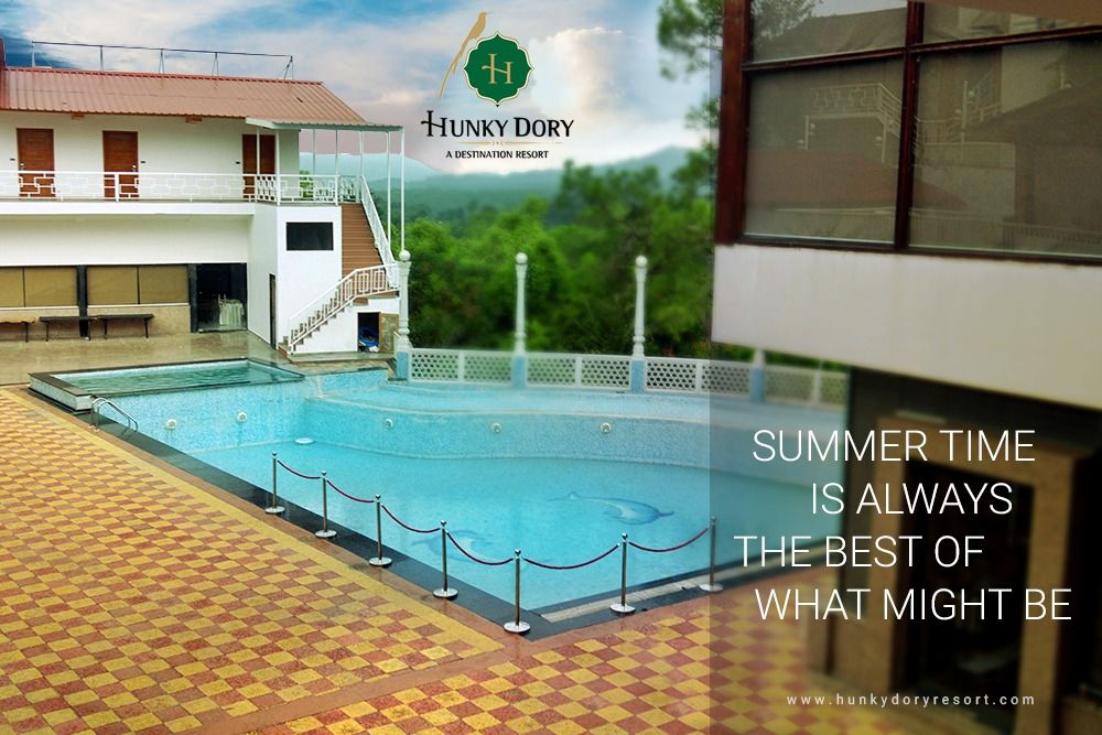 Escape to Hunkydory this summer and SAVE when you stay